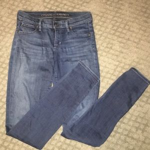 Citizens of Humanity Avedon skinny jean size 27